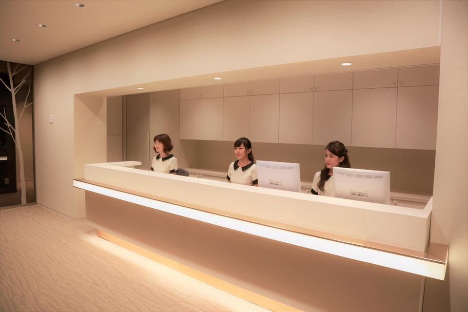 名古屋で医療脱毛なら名駅すぐの名古屋駅健診クリニック美容皮膚科|院内紹介